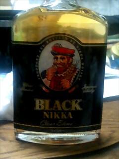 ウイスキー!
