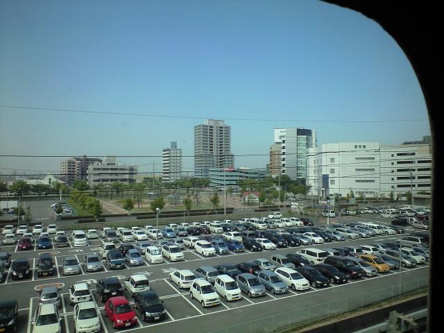 今日は名古屋へ。
